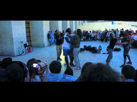 Amazing Paris Street Dance Show (Esplanade du Trocadéro) part 03