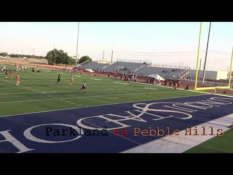 El Paso 7 on 7 State Quailifier at Highlight Video 2017
