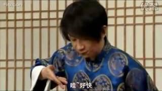 劉謙 Lu Chen - 2010年日本富士台與志村健節目(中文字幕)