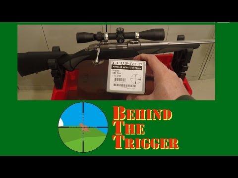 Leupold Mark AR MOD 1 3-9x40mm MIL Dot Scope Review