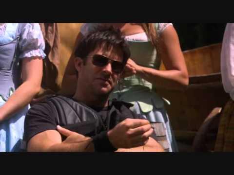 Black T - John Sheppard - Stargate Atlantis