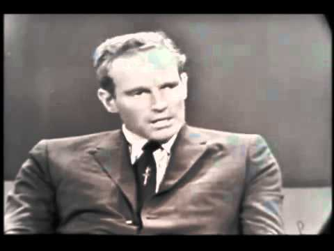 Charlton Heston Speaks Out On Civil Rights