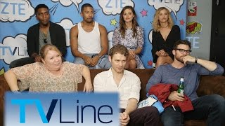 The Originals Interview  | TVLine Studio Presented by ZTE | Comic-Con 2016
