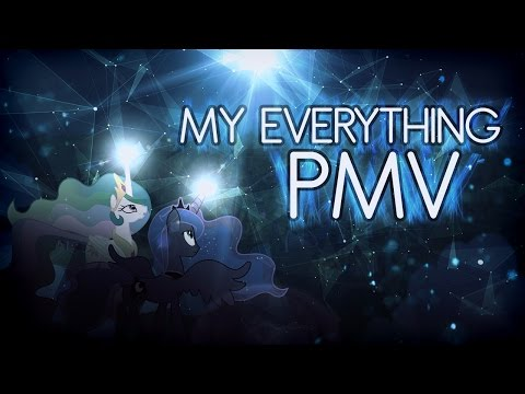 [PMV COLLAB] - My Everything (Luna & Celestia)