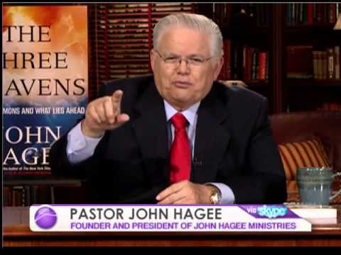 Pastor John Hagee full interview | The Three Heavens | 5/27/2015
