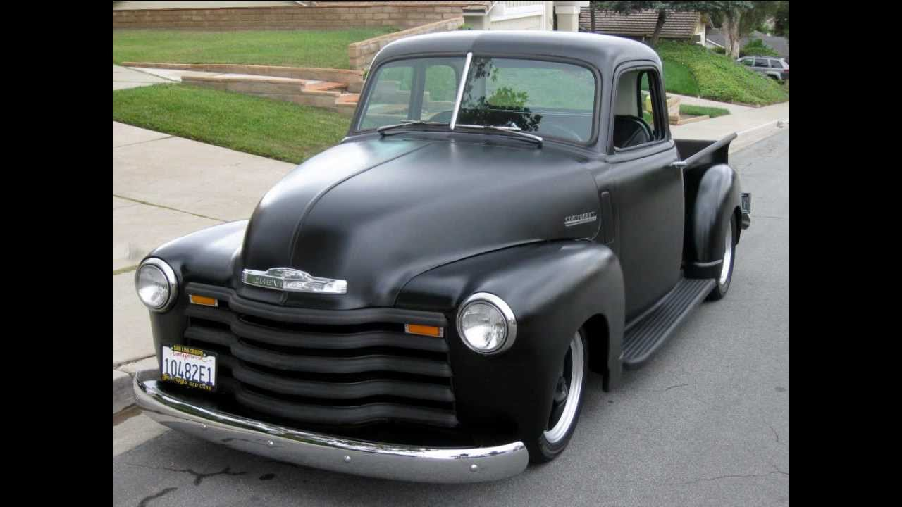 1955 chevrolet pro street truck youtube - Build A Chevy Truck 1950 Chevy Truck Build Video Youtube