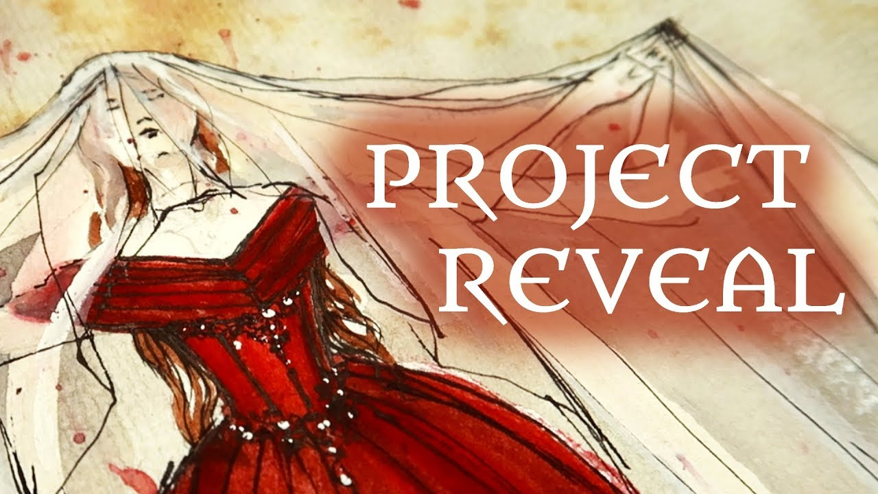 The Masque Of The Red Death Costume Design Project Announcement Youtube