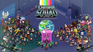 Chroma Squad - Official Release Trailer