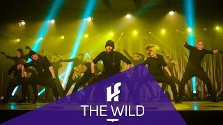 THE WILD | 1st Place - Showcase | Hit The Floor Gatineau #HTF2015