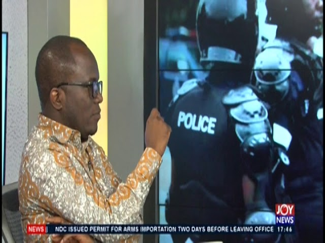 The Next IGP - Ghana Connect on JoyNews (17-5-19)