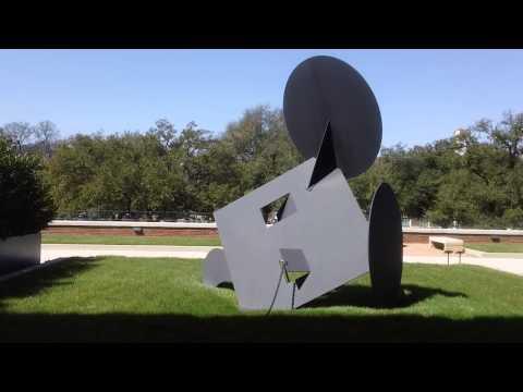 Geometric Mouse II 1969-1970 Claes Oldenburg 1929 Meadows Museum Dallas