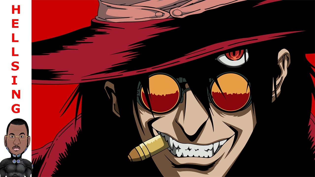 Anime Tv Hellsing