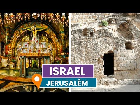 Os Dois Túmulos De Jesus - Israel