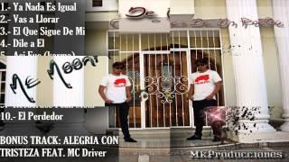 11.- Mc Moonk Ft. Driver - Alegria Convertida En Tristeza (confesiones de un poeta)