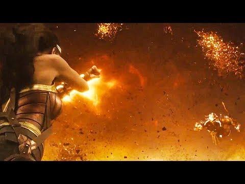 "WONDER WOMAN ""Diana vs Ares"" Trailer (2017) Gal Gadot Superhero Movie HD"