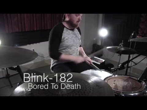 Blink-182 BORED TO DEATH (Full Band Cover with Tom Vocals)