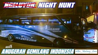 Hunting Malam bersama Anugerah Gemilang Indonesia di Pusat Oleh - Oleh