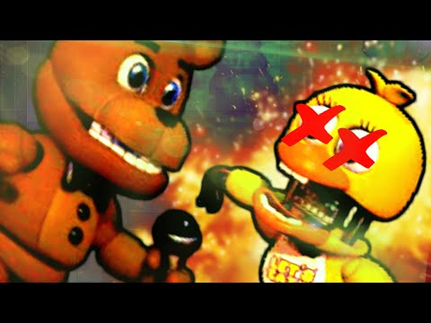 Five Nights At Freddy S Island The Lost Ones Too