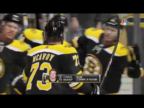 NHL 19 - Buffalo Sabres Vs Boston Bruins Gameplay - NHL Season Match Jan 5, 2019