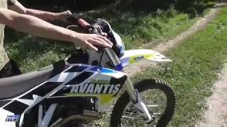 что надо сделать после покупки Кроссового Мотоцикла Авансис 250 2 Часть