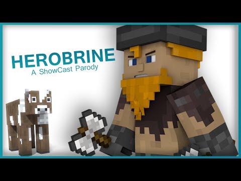 Herobrine - A Minecraft Parody of Coldplays Paradise