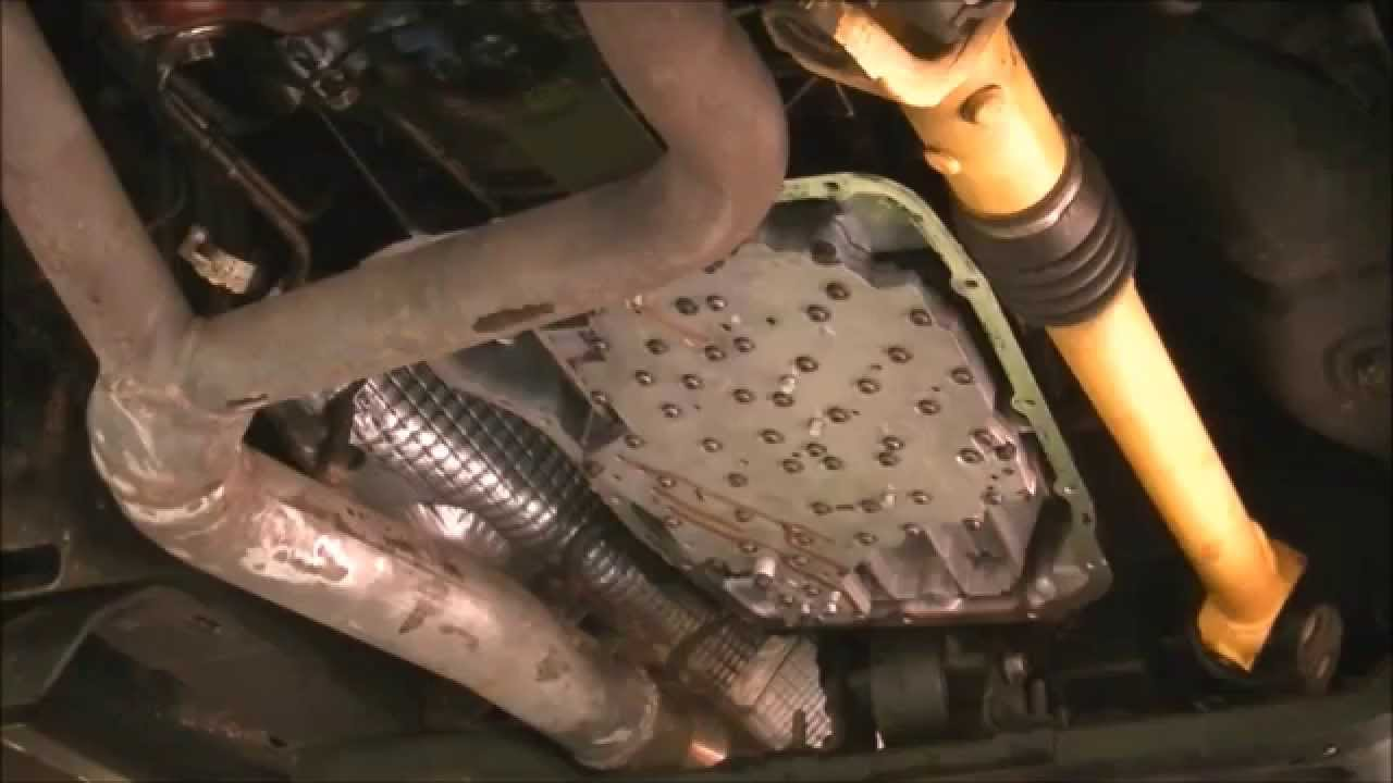 Dakota tranny grinding