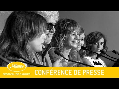 JULIETA - Press Conference - EV - Cannes 2016