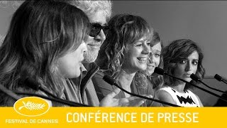 JULIETA - Press Conference - EV - Cannes 2016