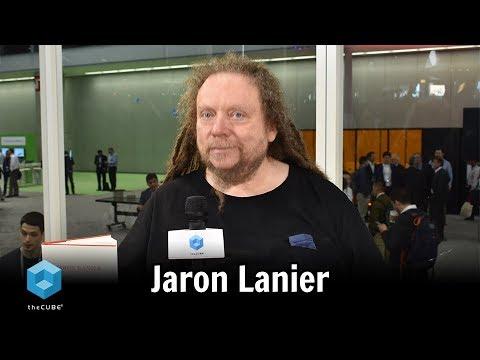 Jaron Lanier, Author | PTC LiveWorx 2018
