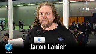 Jaron Lanier, Author   PTC LiveWorx 2018