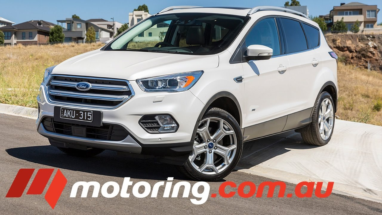 2017 Ford Escape Anium Review