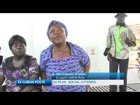 EX GABON POSTE: LE PLAN SOCIAL ATTENDU