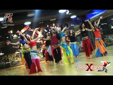 Harem (Tribal Bellydance Class) Choreographed by Master Ram