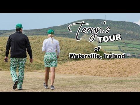 Teryn's Waterville, Ireland Adventure