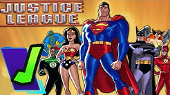 Justice League Season 1 | Missing the Mark