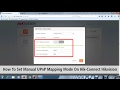 How To Setup Manual UPnP Mapping Mode On Hik Connect ...