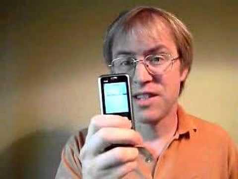 Smartphones Show 39 (Nokia 6120 Classic, P1i)