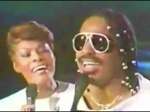 Stevie Wonder & Dionne Warwick ~ It's You_(360p)