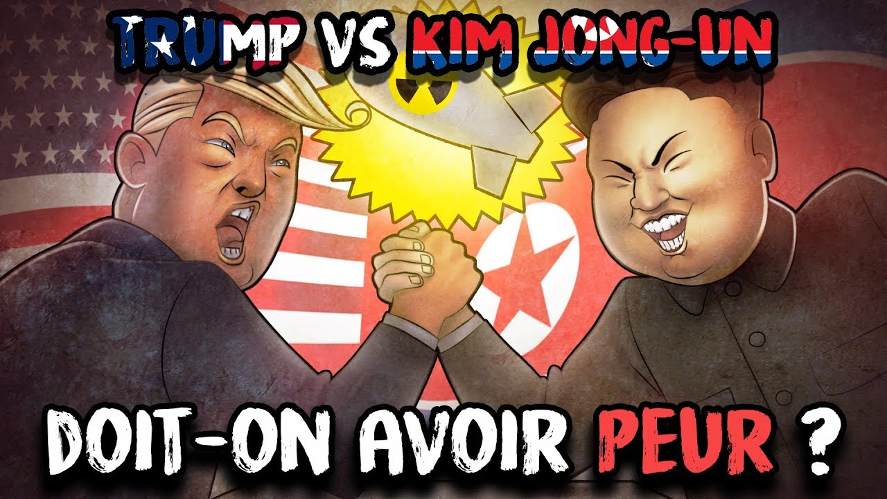 lmpc4 trump vs kim jong un doit on avoir peur youtube. Black Bedroom Furniture Sets. Home Design Ideas