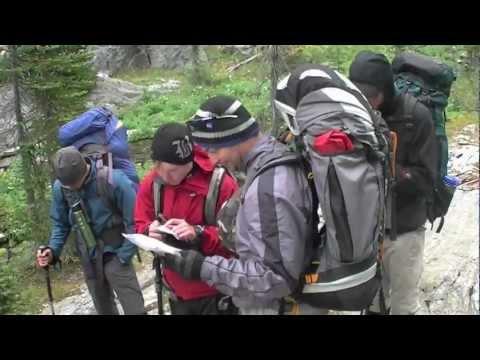 Mountain Adventure Skills Training - Fall 2012