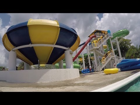Kool Runnings Water Park, Negril, Jamaica
