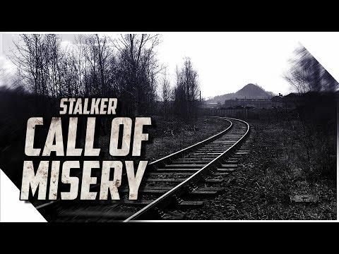 CALL OF MISERY | БЕТА! | STALKER | Обзор. Установка