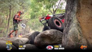 Tuff Truck Challenge 2016 - HALFCUT  on Rock Garden