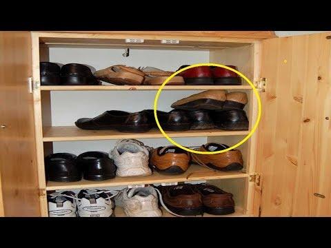 家中鞋櫃千萬不要這樣擺放,否則家人黴運不斷,疾病纏身,一定要注意!
