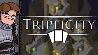 Let's Try Triplicity - Minimalist Puzzles and... Card Games?