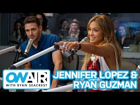 "Jennifer Lopez Talks Racy ""Boy Next Door"" Scenes | On Air with Ryan Seacrest"