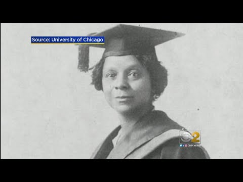 University Of Chicago Honors African American Scholar