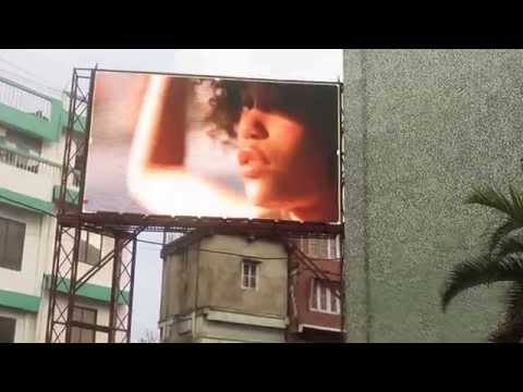 LED Screen Video Wall Outdoor Digital Billboard