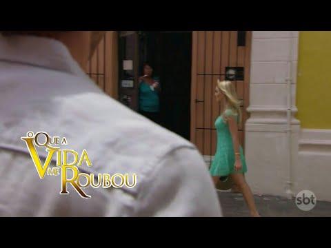 Download O Que a Vida Me Roubou - Alessandro observa Montserrat andando na rua
