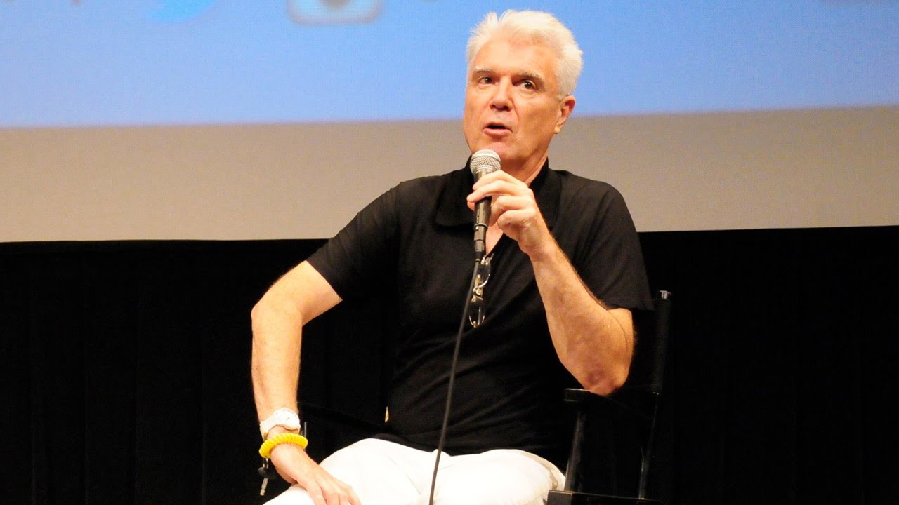 David Byrne Q&A | Creative Zone